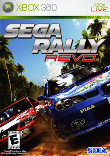Sega Rally Revo (X-BOX360) 2007