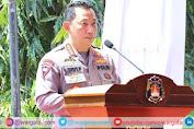 Kapolri Membuka Rakernis Lemdiklat Polri dan Resmikan Monumen Mochammad Jasin di Semarang
