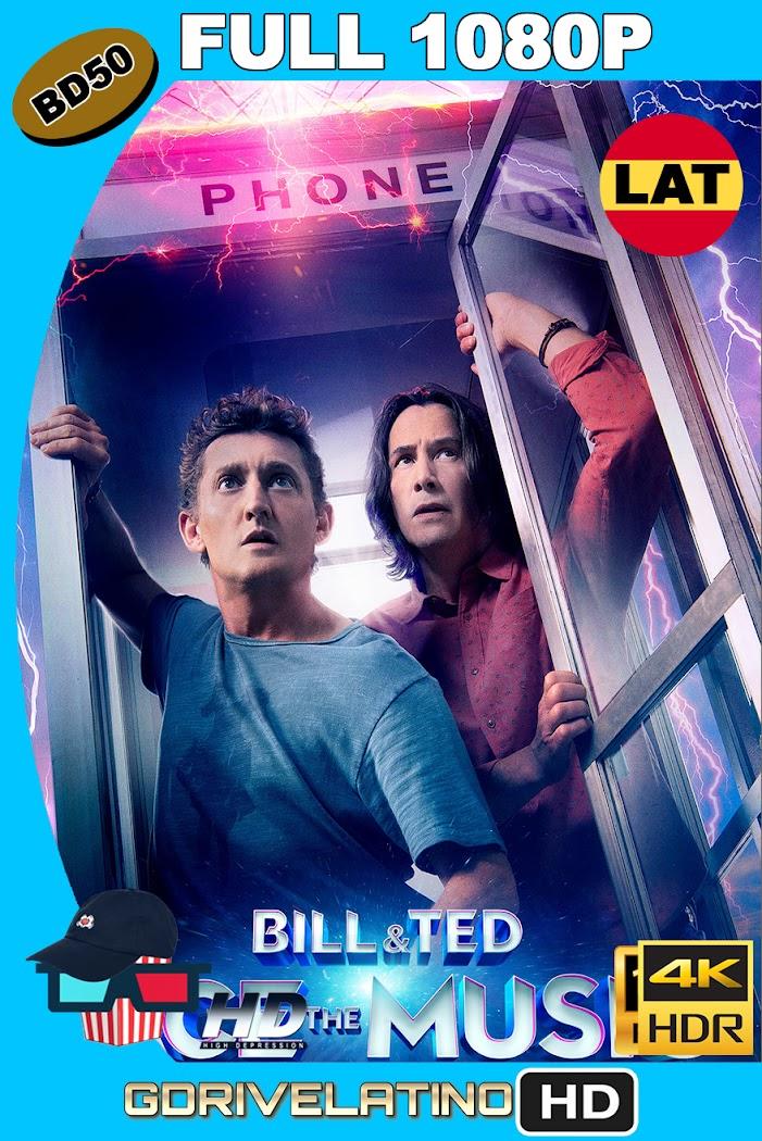 Bill and Ted : Salvando el Universo (2020) BD50 Full 1080p Latino-Ingles ISO