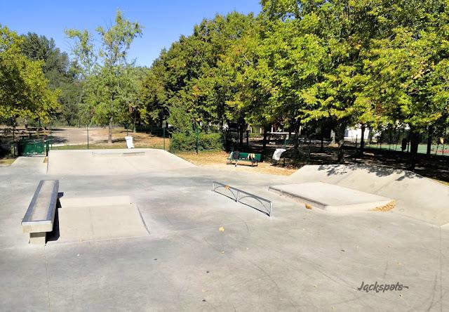 skatepark chatou