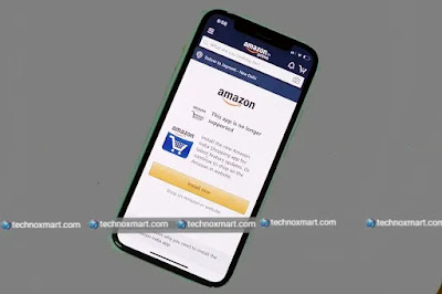 Amazon Deactivates Its Original iOS App In India, Users Need To Go Through New App Or Website