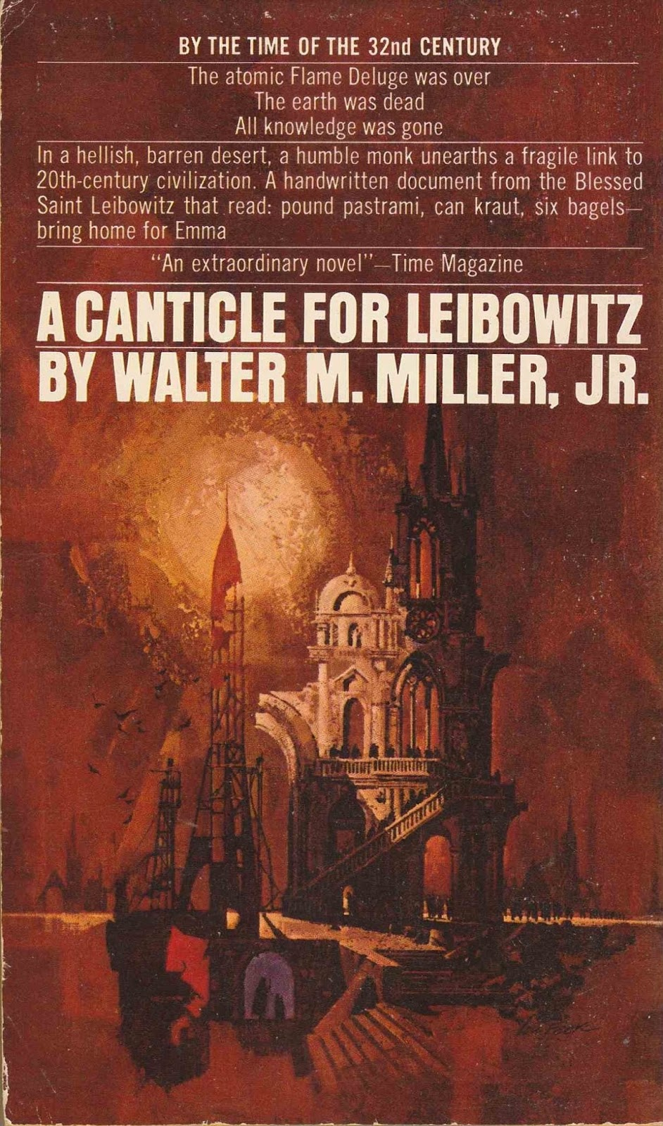 #48 – A Canticle for Leibowitz Review – Walter M. Miller