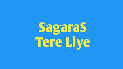 Novel Sagaras Karya Tere Liye PDF