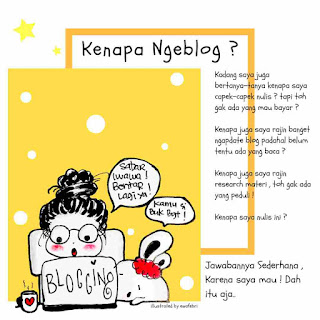 tips blogging ewafebri