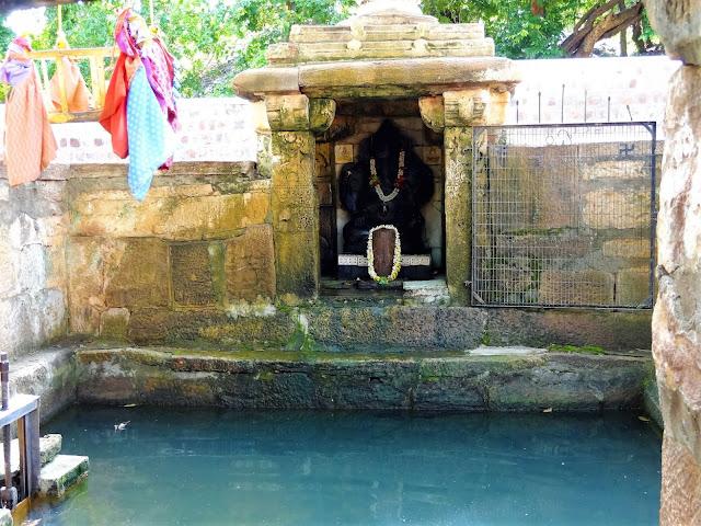 Kashi Theertha of Mahakuta Temple Complex