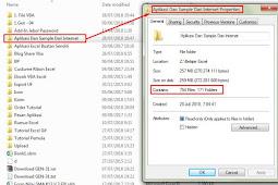 Sample File dan Aplikasi Vba Excel Dari Internet