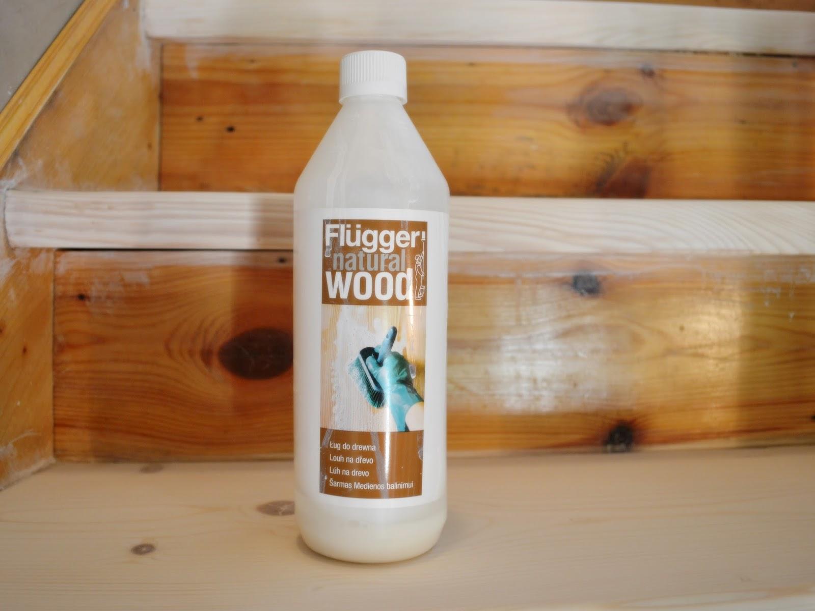 ług olejowanie, lakierowanie, drewno, DIY, schody, renowacja