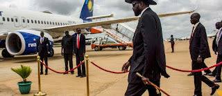 Afrique Soudan du Sud, Kiir et Machar en Ethiopie pour parler de paix, une première en 2 ans