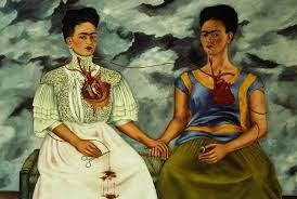 Frida Kahlo-Ölümle Alay Eden Kadın