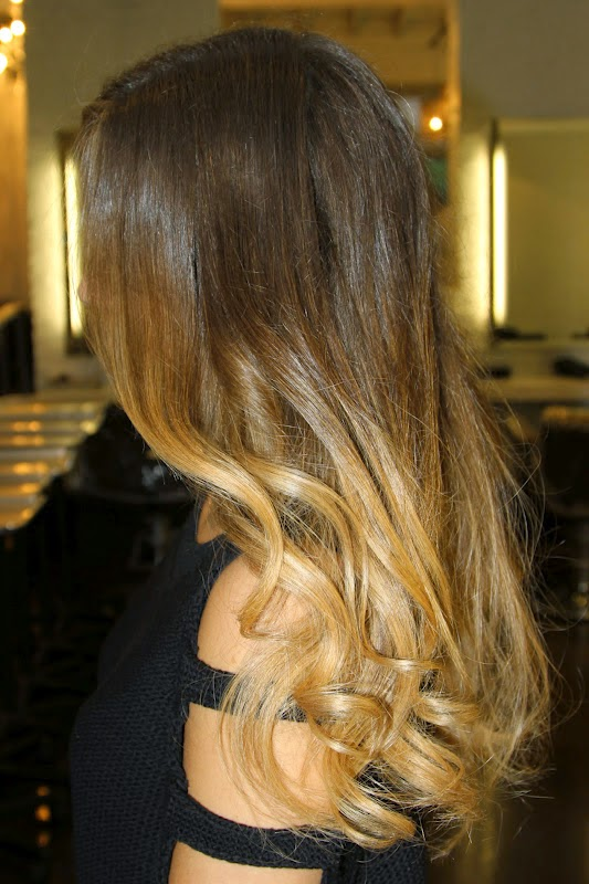 natural Sun kissed Highlights