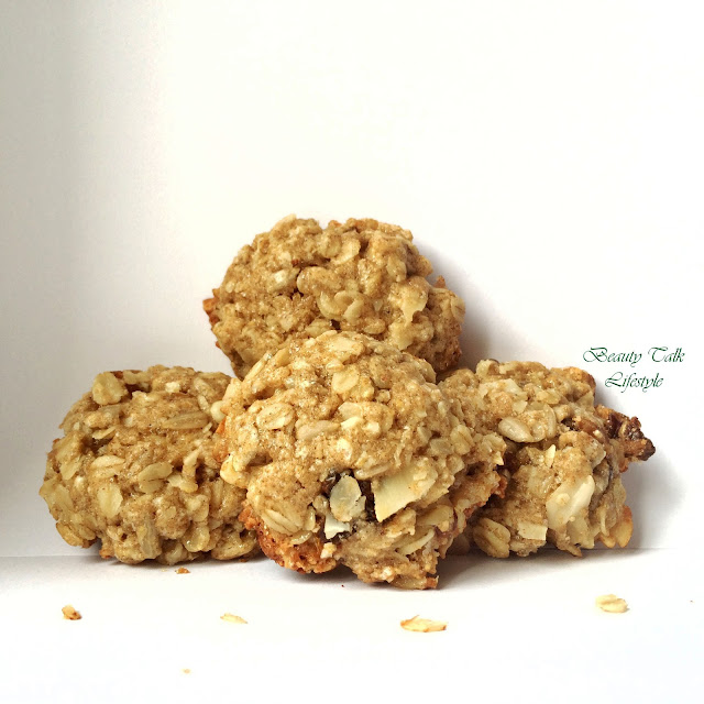 protein cookies oatmeal clean eating