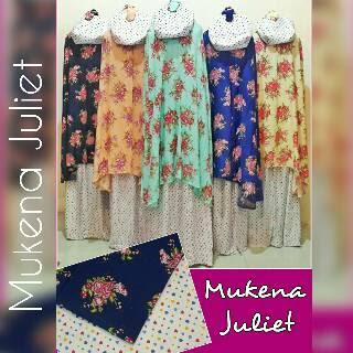 Mukena Bali Juliet Model Cantik