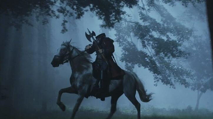 Ο Ακέφαλος καβαλάρης του Τέξας - Η ιστορια πίσω από τον μύθο