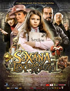 Saxana: La pequeña bruja y el libro encantado (2011)