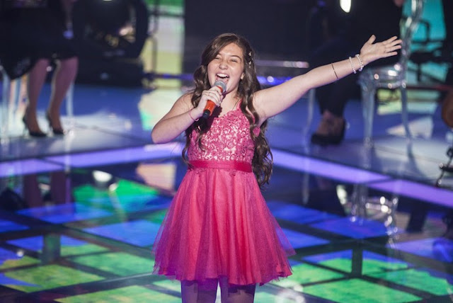 The Voice Brasil Kids: Pérola Crepaldi