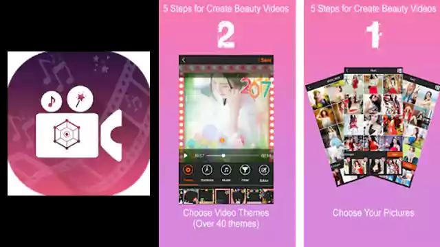 تحميل تطبيق اندرويد Video Maker Pro لعمل المونتاج
