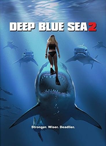 Deep Blue Sea 2 [2018] [DVDR] [NTSC] [Latino]