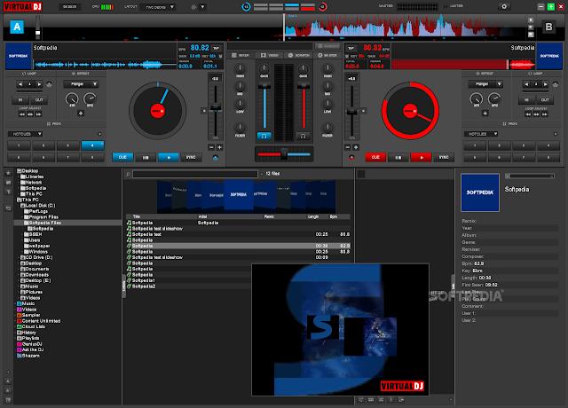 تحميل برنامج دي جي ريمكس للكمبيوتر Download Virtual DJ
