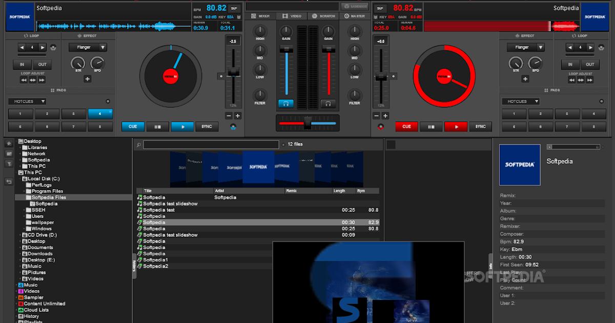 تحميل برنامج dj mixer للكمبيوتر