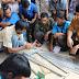 30 Pemuda di Lampung Tengah Mengikuti Pelatihan Pembuatan Meubel Alumunium
