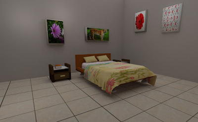 have you forgotten the bedroom ;) ?? #blender