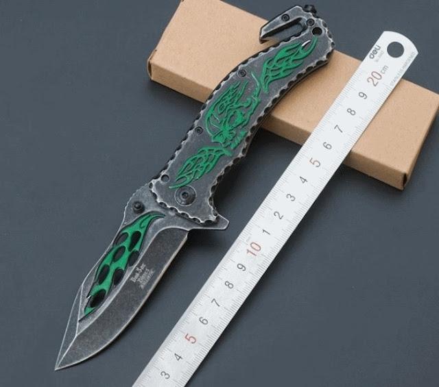 Briceag Dark Side Blade