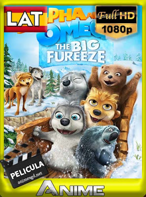 Alpha and Omega 7: The Big Fureeze (2016) 1080p WEB-DL Latino [Google Drive] BerlinHD