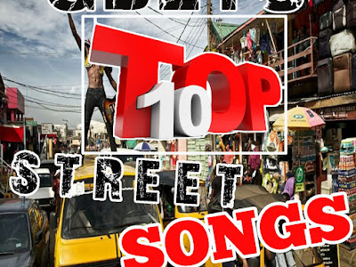 Gbetu Top 10 Nigeria Street Songs – SEPTEMBER 2019