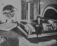 Lupe Velez On Her Bed