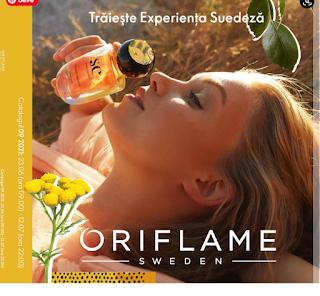 Oriflame catalog  № 9  23.06 - 12.07 2021→ Trăieşte Experienţa Suedeză