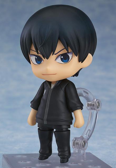 """Abierto preorder del Nendoroid Tobio Kageyama: Jersey Ver.de """"Haikyu!!"""" - Good Smile Company"""