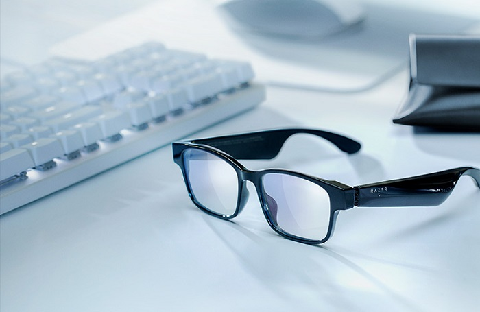 Razer Anzu Smart Glasses With Bluetooth Speaker And Blue Light Filtering
