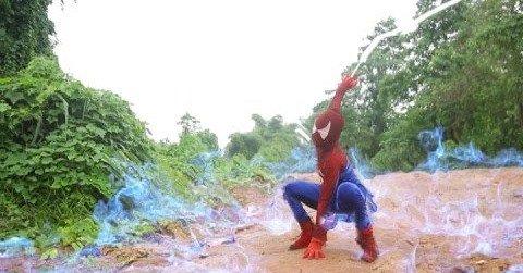 spider girl nigerian movie
