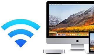 Connessione Mac