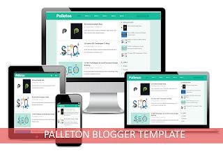 palleton-responsive-fast-blogger-template