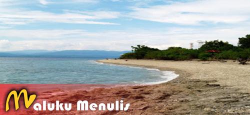 Kota Masohi dan Keindahan Pantai Kuako