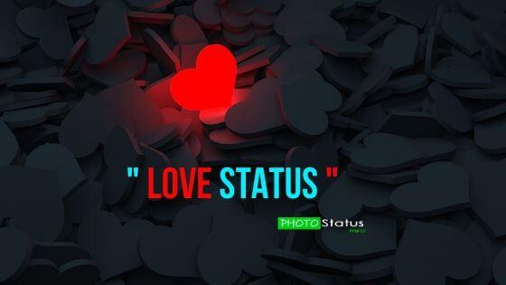 Love Status In English  For Whatsapp