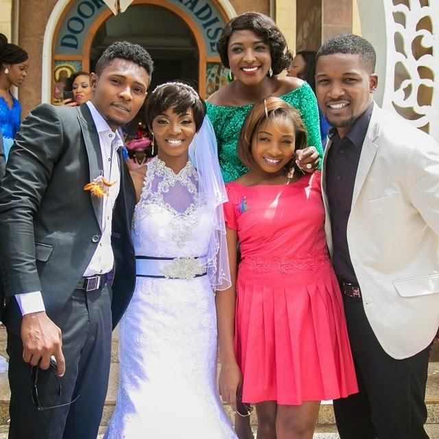 Who Are The Top 5 Nigerian Celebrity Weddings Of 2011 ...