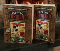 """Vinci gratis copie del pluripremiato """"Eccetto Topolino"""" in edizione brossurata"""