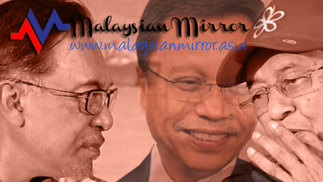 Why did Mahathir lie to the people about his plans to collaborate with UMNO and PAS?