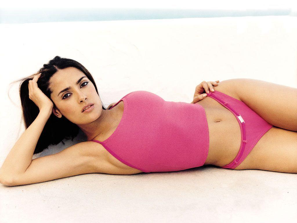 Seems very Salma hayek body naked