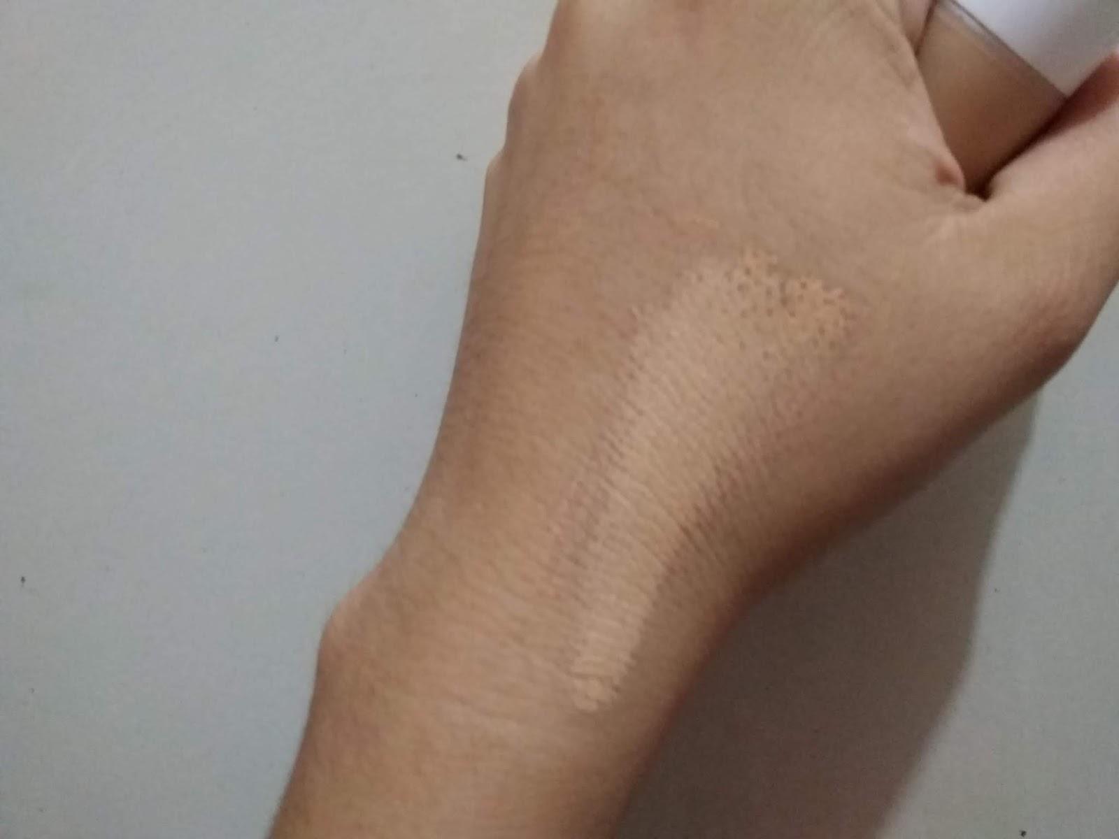 Resenha: Base matte real color trend da Avon
