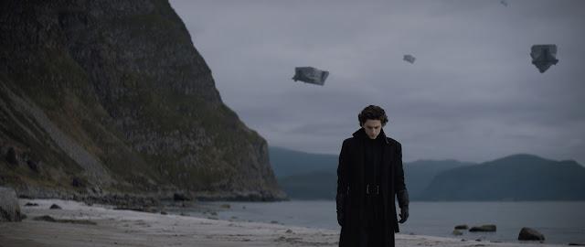Timothee Chalamet dune remake as Paul Atreides