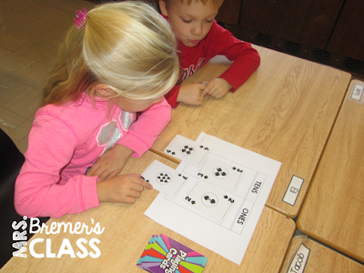 Six free math place value activities and games for first and second grade