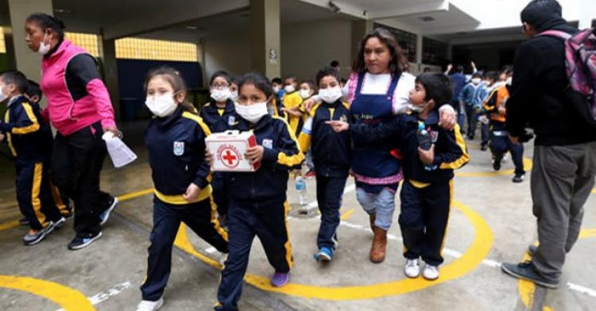 MINEDU suspende clases en 62 colegios del sur por explosiones en el volcán Ubinas - www.minedu.gob.pe