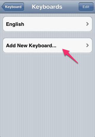 Add New Keyboard Emoji iPhone