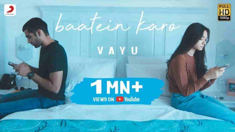 BAATEIN KARO SONG LYRICS