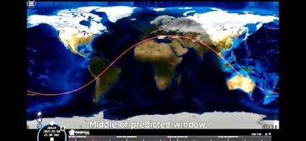 Άκης Τσελέντης : Νέα δεδομένα για τον κινεζικό πύραυλο Long March 5B - Και η Ελλάδα μέσα στις πιθανές χώρες