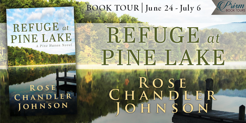 It's the Grand Finale for REFUGE AT PINE LAKE by Rose Chandler Johnson! #RAPLTour