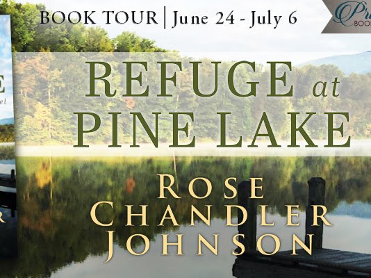 Refuge at Pine Lake Book Review + Tour Givaway #RAPLTour